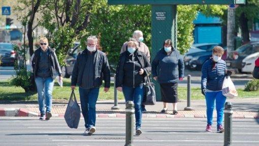 Mokslininkai įvardijo naują užsikrėtimo koronavirusu būdą