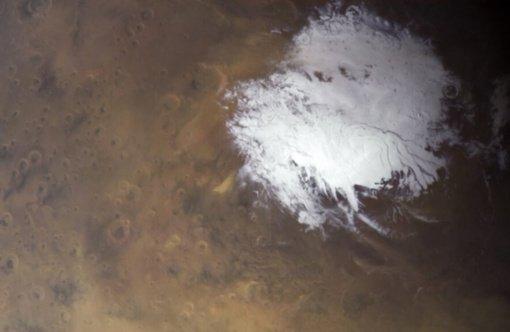 Pietiniame Marso ašigalyje rado dar daugiau vandens: gali knibždėti gyvybė