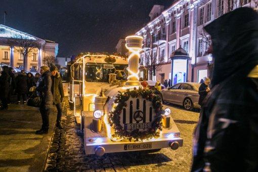 Kviečia vilniečius rinkti, kaip per Kalėdas pasipuoš sostinė