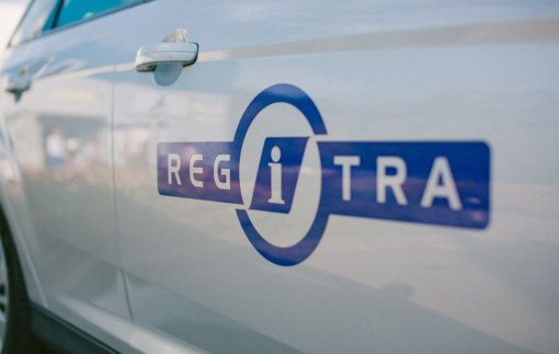 """Vyriausybei siūloma leisti """"Regitrai"""" organizuoti egzaminus"""