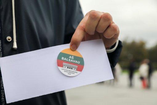 Policija gavo 32 pranešimus apie galimus rinkimų pažeidimus