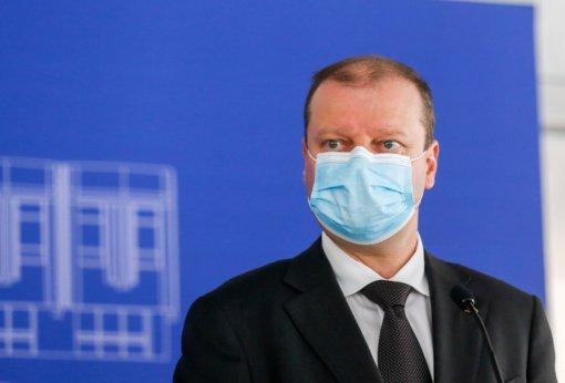 S. Skvernelis: jei Seimas priims įstatymą dėl 13-os pensijos, Vyriausybė numatys tam finansavimo šaltinius