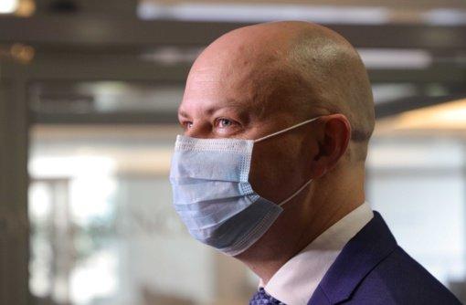 LVAT: A. Veryga nuo pernai gegužės nebuvo tinkamai įgaliotas eiti operacijų vadovo pareigas