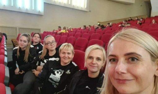 Lietuvos klasikinio štangos spaudimo čempionate – varėniškiai su medaliais