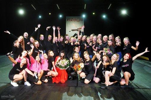 """Marijampolė – šokantis miestas: šiuolaikinio šokio festivalis """"Vizijos"""""""
