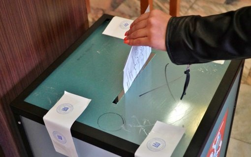 Iš anksto balsavo 3,60 proc. Radviliškio rajono rinkėjų