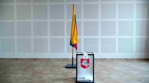 Panevėžyje policija rado galimai neblaivią komisijos pirmininkę