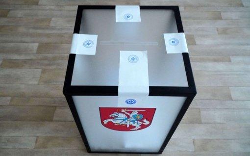 Rinkėjų aktyvumas Seimo rinkimų antrajame ture siekė 39,7 proc. (papildytas)