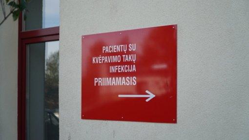 Šiaulių miesto statistika nedžiugina: rikiuojasi antroje vietoje pagal sergamumą 100 tūkstančių gyventojų