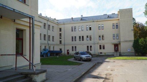 Šiaulių ligoninė COVID-19 pacientams įrengs daugiau vietų, ruošiama Mažeikių ligoninė