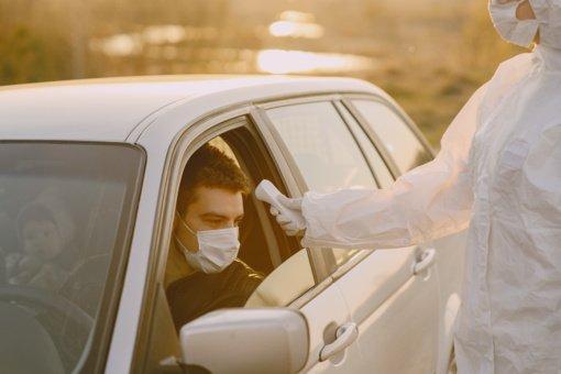 Biržuose patvirtintas koronavirusinės infekcijos atvejis