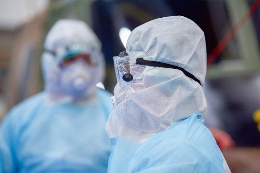 Kretingos rajone koronavirusu serga 41 žmogus: skelbiamas karantinas