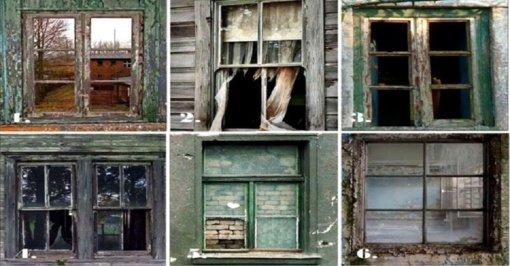 Testas: pasirinkite jus labiausiai gąsdinantį langą ir sužinokite, kas jus persekioja