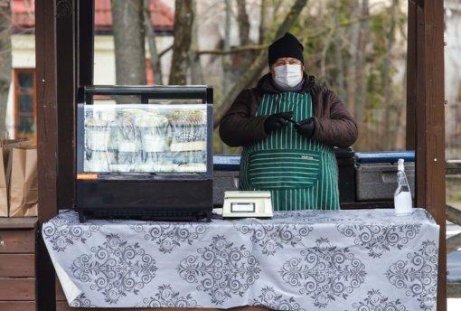 Seimas pakoregavo rezoliuciją dėl smulkiojo verslo veiklos ribojimų valdant pandemiją
