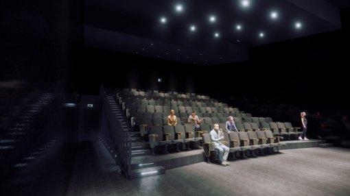 Tauragėje planuojama įrengti kino teatrą