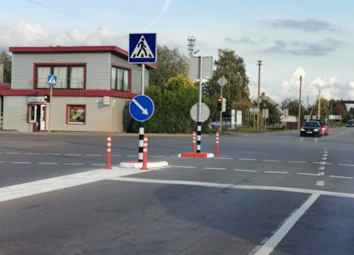 Marijampolė atsinaujina – baigta tvarkyti Gedimino gatvės atkarpa