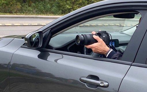 Policija Utenos apskrities keliuose tikrins, ar vairuotojai naudojasi mobiliaisiais telefonais