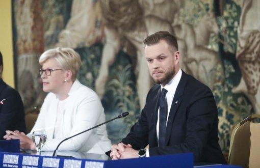 """Konservatoriai pirmojo Seimo rinkimų turą vertina """"su santūriu optimizmu"""""""