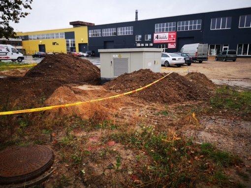 Chemijos gamykla Alytuje: klausimų nemažėja, o darbai vyksta
