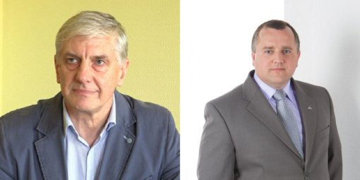 Pakartotiniame balsavime dalyvaus A. Dumbrava ir R. Podolskis