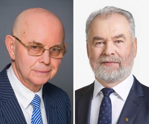 Kuršo apygardoje vyks pakartotinis balsavimas: varžysis J. Mažeika ir A. Vinkus