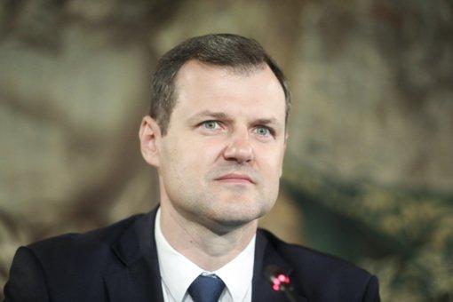 """G. Paluckas: parama """"valstiečių"""" kandidatams dar nereiškia, kad LSDP yra linkusi eiti į koaliciją"""