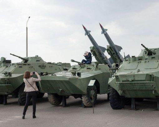 Vilniuje – fotografijų iš Baltarusijos paroda
