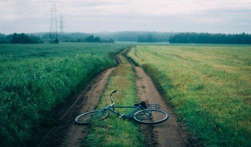 Pakruojo rajone neblaivus asmuo sumušė vyrą ir pavogė jo dviratį