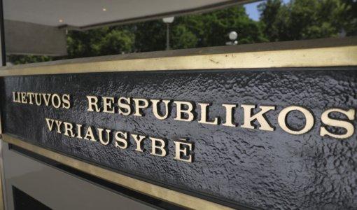 Vyriausybė svarsto keisti tvarką, kas rengia Lietuvos pozicijas EVT susitikimams