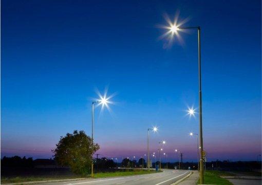 Druskininkų savivaldybės gatvių apšvietimo modernizavimui – beveik 700 tūkst. eurų
