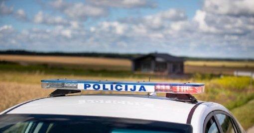Klaipėdos policija su VMI tikrino įmones