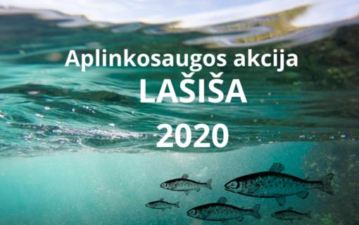 Nuo spalio 16 dienos draudžiama limituota lašišų ir šlakių žvejyba