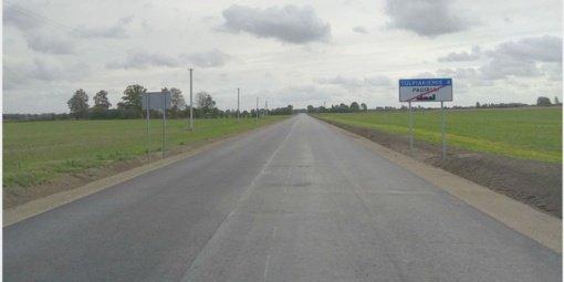 Kėdainių ir Ukmergės rajonus sujungė modernus kelias