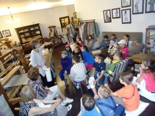 Senosios amatininkystės paveldas: Vilniuje vyks edukaciniai renginiai