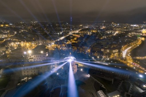 Vilnius skelbia originalių idėjų konkursą 700 metų sostinės jubiliejui paminėti