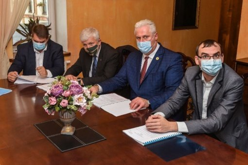 Kuriama Panevėžio regiono plėtros taryba