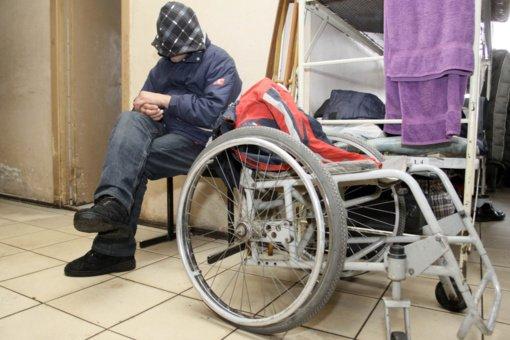 Stipriai atšalus, Vilniaus nakvynės namuose kasnakt pasirūpinama apie 400 benamių