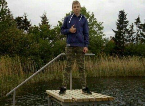 Šiaulių rajone dingo keturiolikmetis