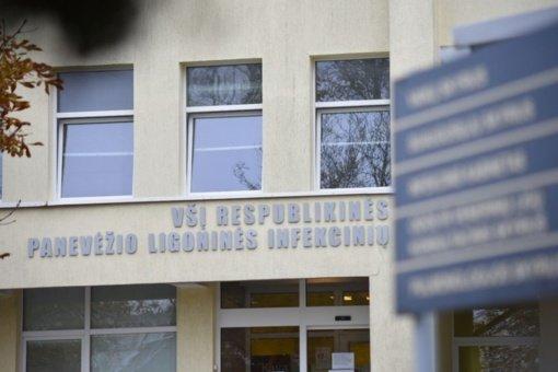 Infekcinėje ligų klinikoje Panevėžyje – koronaviruso protrūkis: užsikrėtė 10 asmenų