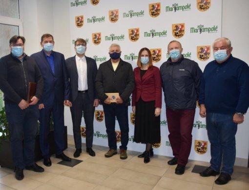 Marijampolės LIONS klubas ruošiasi gerumo karavanui