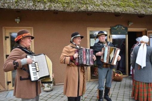 Panevėžio rajono žemdirbių šventėje – padėkos ūkininkams