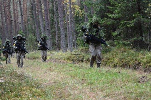 Pasveikę nuo COVID-19 infekcijos Kęstučio bataliono kariai grįžo į rikiuotę