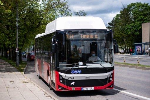 Panevėžyje autobuse susižalojo keleivė
