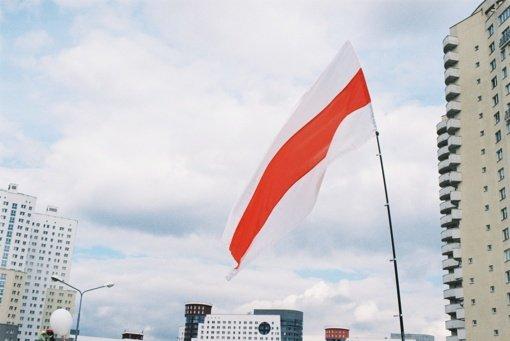 Šeštadieninė moterų demonstracija Minske praėjo be incidentų