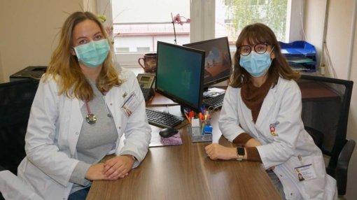 Ukmergės PSPC sulaukė pirmųjų gydytojų rezidenčių