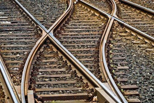 Kauno intermodalinis terminalas sujungtas su Europos geležinkelių tinklu
