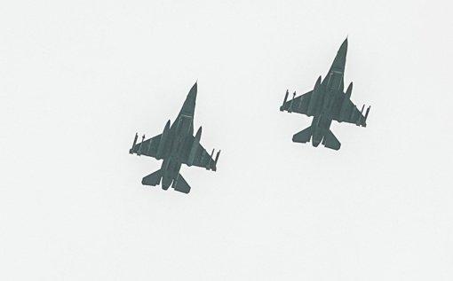Per savaitę NATO naikintuvai dukart kilo atpažinti Rusijos orlaivių
