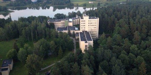 Trumpėja pacientų izoliacijos trukmė Abromiškių reabilitacijos ligoninėje