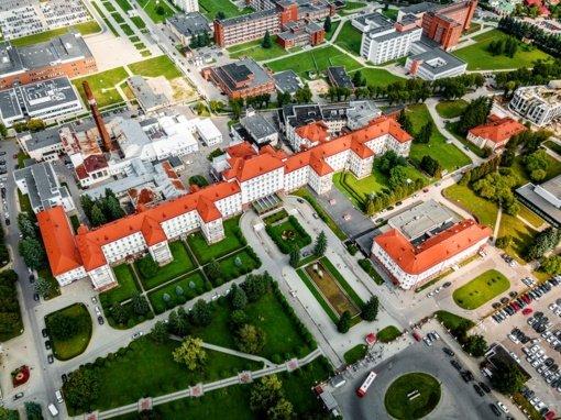Atnaujinamas planinių paslaugų teikimas Kauno klinikų centriniame korpuse