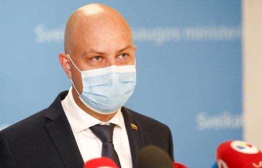 A. Veryga: neatmestina, kad Vyriausybė ims riboti konkrečias sritis